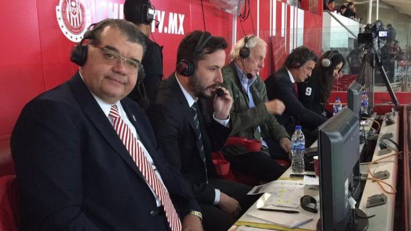 Emilio Fernando Alonso regresa a las narraciones con TUDN, debutará el jueves